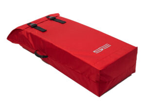 carrying bag for carapace TWIN