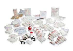 Verbandsmaterial nach DIN 14142