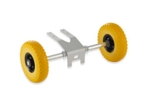 Chassis Carapace basket stretcher